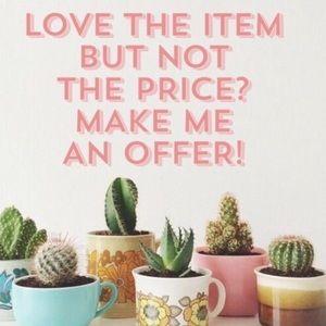 Let's Negotiate, Make me an Offer 🌵
